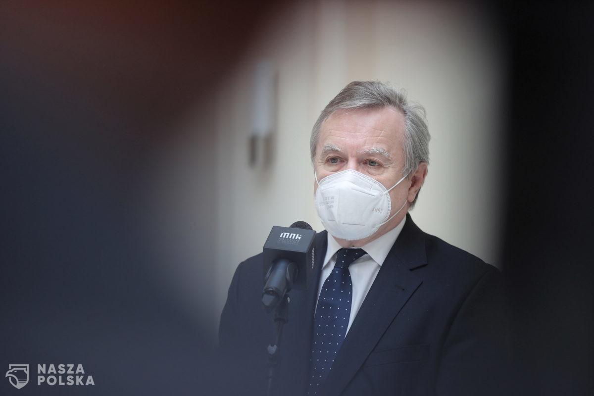 Minister kultury: ludzie kultury przygotowują ofertę w czasie pandemii