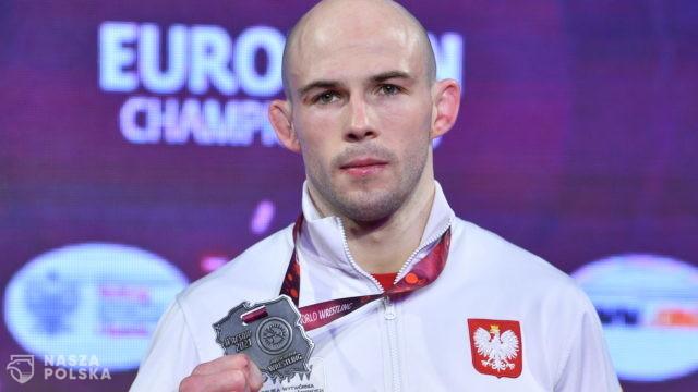 ME w zapasach – klasyk Mateusz Bernatek srebrnym medalistą w wadze 67 kg