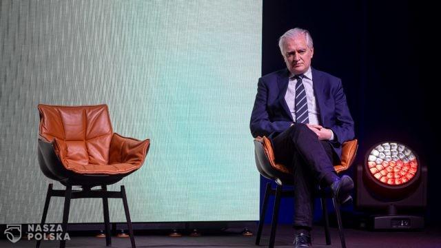 Schetyna: Gowin będzie musiał podjąć decyzję, czy zostaje w obozie Kaczyńskiego