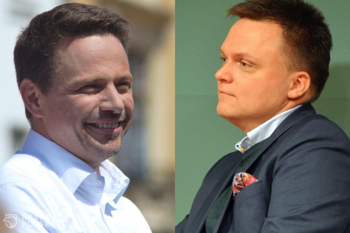 Marzenia Wyborczej: Trzaskowski premierem, Hołownia prezydentem