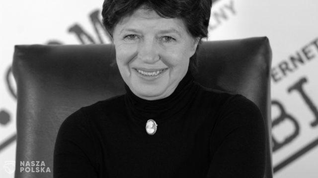 Prezydent nadał pośmiertnie Izabelli Sierakowskiej, wieloletniej członkini PZPR, Krzyż Oficerski Orderu Odrodzenia Polski