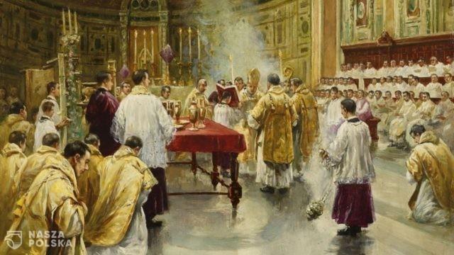 W Wielki Czwartek Msza Krzyżma kończy w Kościele Wielki Post