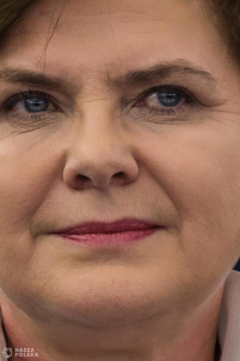 Beata Szydło powołana w skład Rady przy Państwowym Muzeum Auschwitz-Birkenau