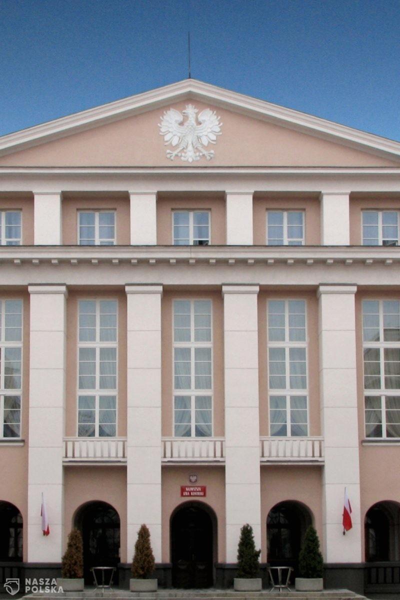 Prezes NIK złożył zawiadomienie do prokuratury ws. wiceprezesa Izby Tadeusza Dziuby