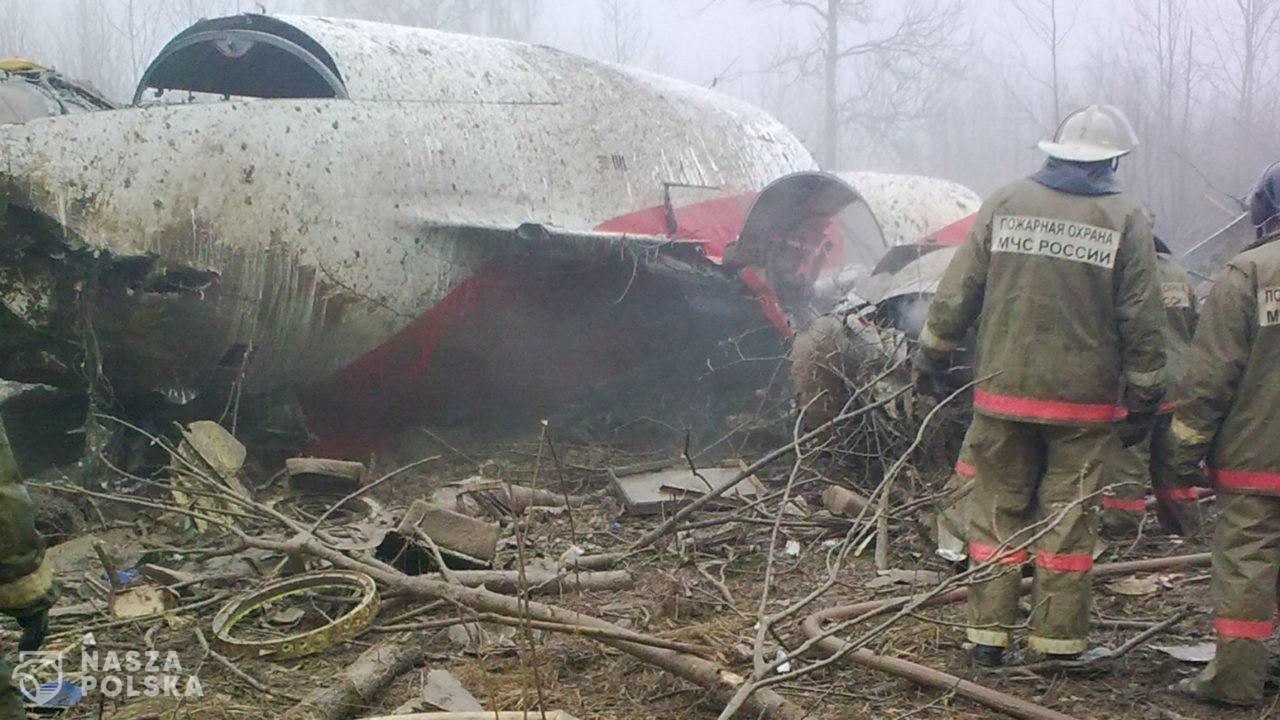 Macierewicz: raport podkomisji mówi o tym, że przyczyną katastrofy smoleńskiej były przynajmniej dwie eksplozje