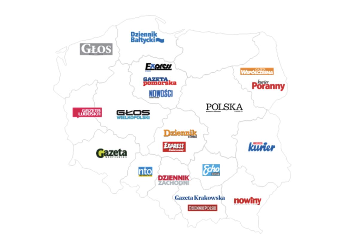 Marcin Dec został prezesem spółki Polska Press
