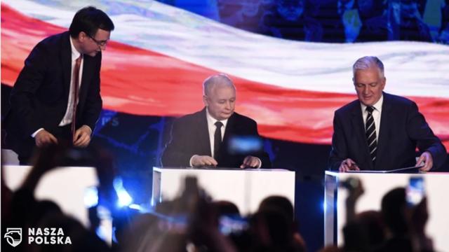 W najbliższych dniach spotkanie Gowin-Kaczyński-Ziobro