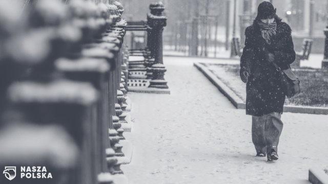 W środę uwaga na burze. Śnieg, deszcz ze śniegiem i deszcz w całej Polsce