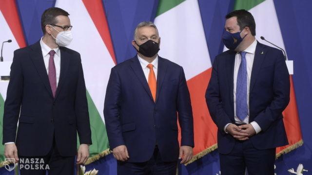 Morawiecki po spotkaniu w Budapeszcie: nasza współpraca jest otwarta na tworzenie nowej oferty dla UE