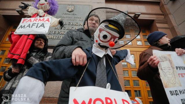 Ukraina/ W Kijowie transport publiczny tylko dla posiadaczy przepustek
