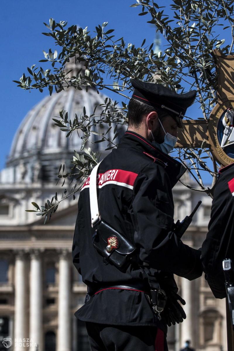 Ponad 5 tys. policjantów i żołnierzy wzmocni ochronę Rzymu podczas szczytu G20
