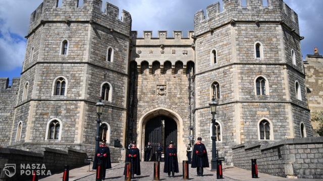 W. Brytania/ Na zamku w Windsorze odbędzie się pogrzeb księcia Filipa