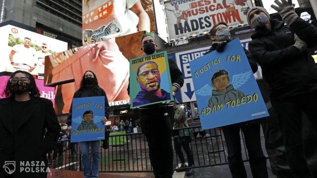 Demonstracje w Chicago po zabiciu 13-latka przez policjanta