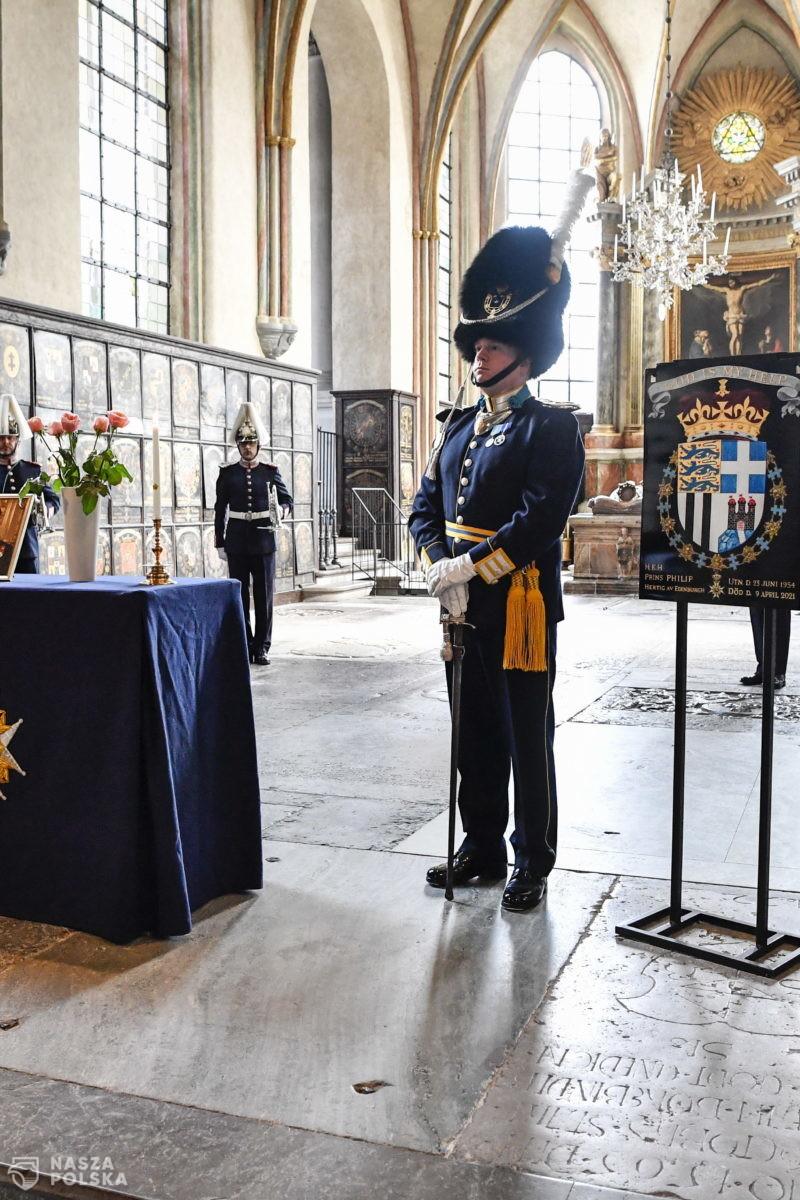 [GALERIA] W. Brytania/ Rozpoczęły się uroczystości pogrzebowe księcia Filipa