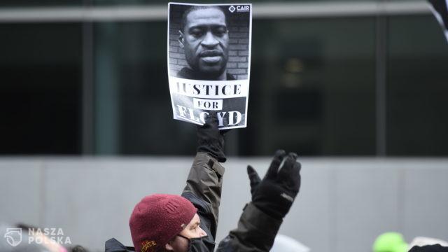 USA/ Zabójstwo Floyda – Obrońca Chauvina: działał rozsądnie