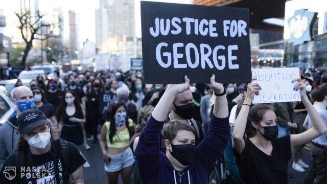 USA/Wniosek o nowy proces policjanta uznanego winnym zabójstwa George'a Floyda
