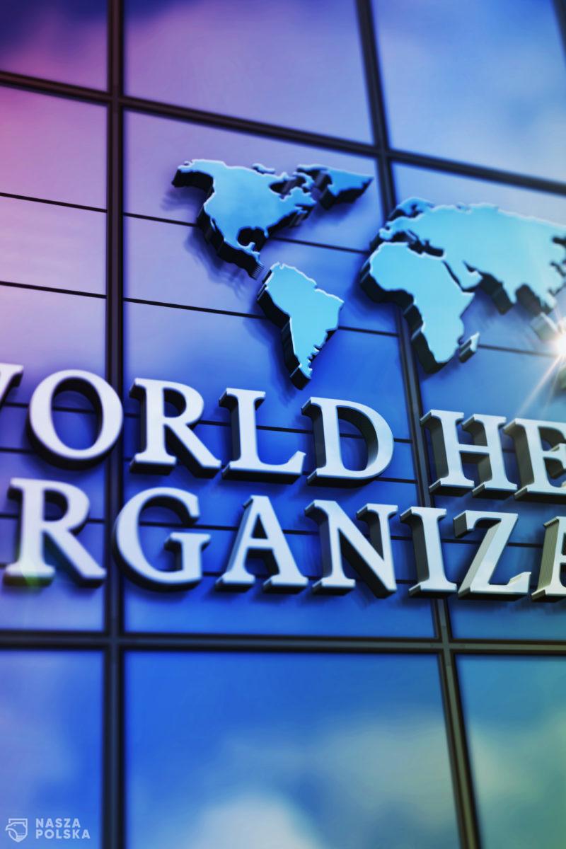 WHO oczekuje na wyniki analiz EMA, FDA ws. szczepionki firmy J&J