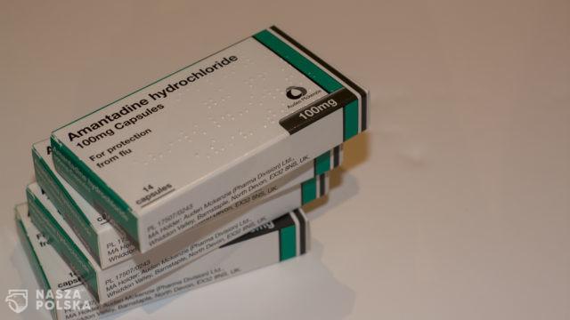 Dr Derkacz: Udowodnienie skuteczności amantandyny to dla koncernów utrata wielomiliardowych zysków ze szczepionek