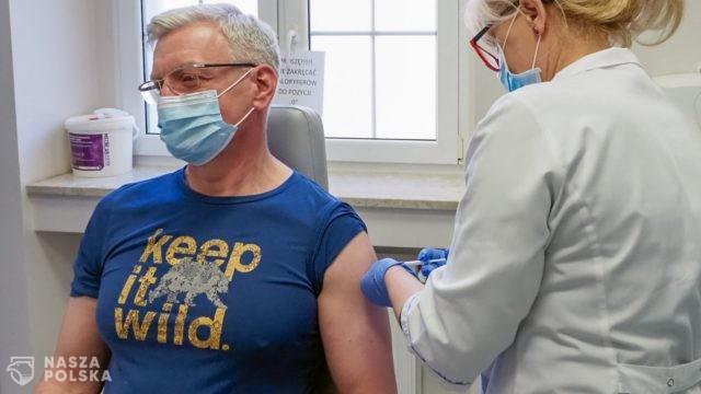Prezydent Poznania nie będzie spotykał się z osobami niezaszczepionymi