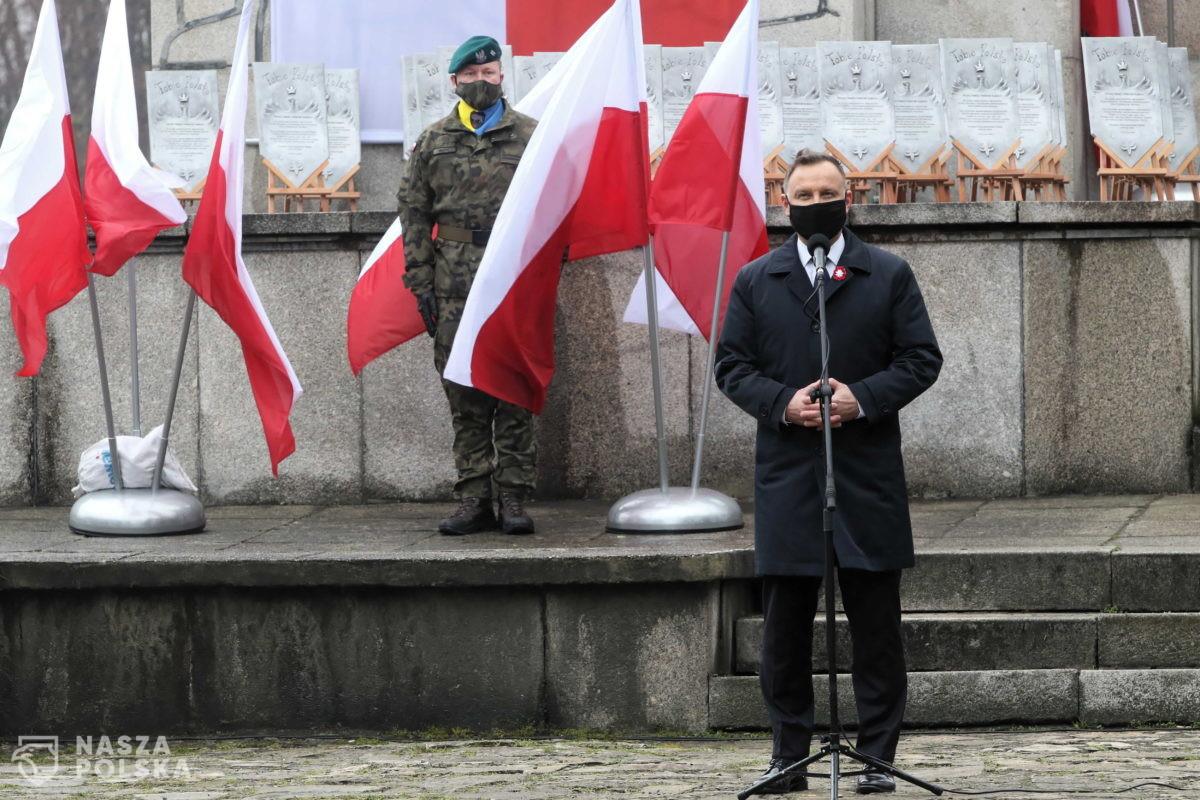 Prezydent przyzna Order Orła Białego Alfonsowi Zgrzebniokowi