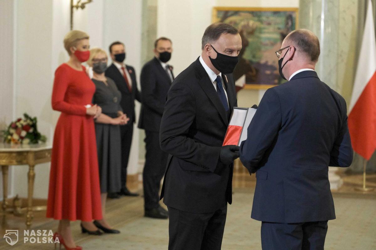Prezydent Duda o wspólnocie Polaków na całym świecie