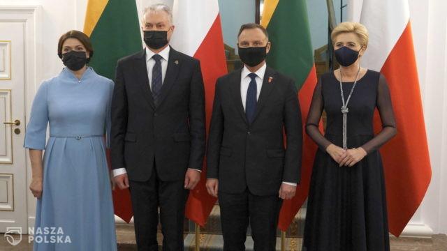 W 230. rocznicę uchwalenia Konstytucji 3 Maja w Warszawie szczyt pięciu prezydentów