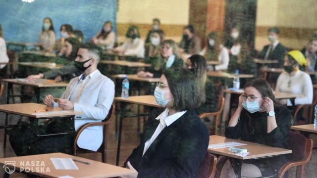 Matury zaczęły się od egzaminu z języka polskiego