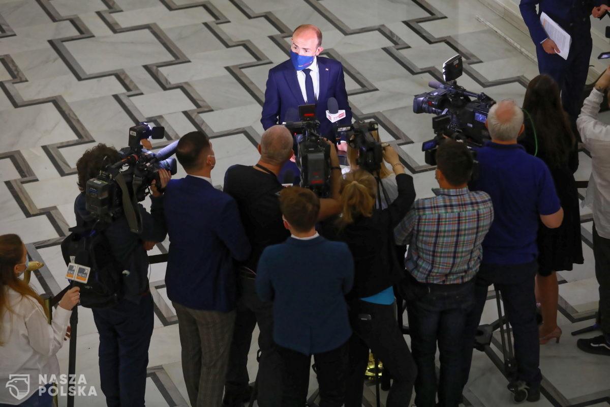 Budka chce budować koalicję z PSL i Hołownią