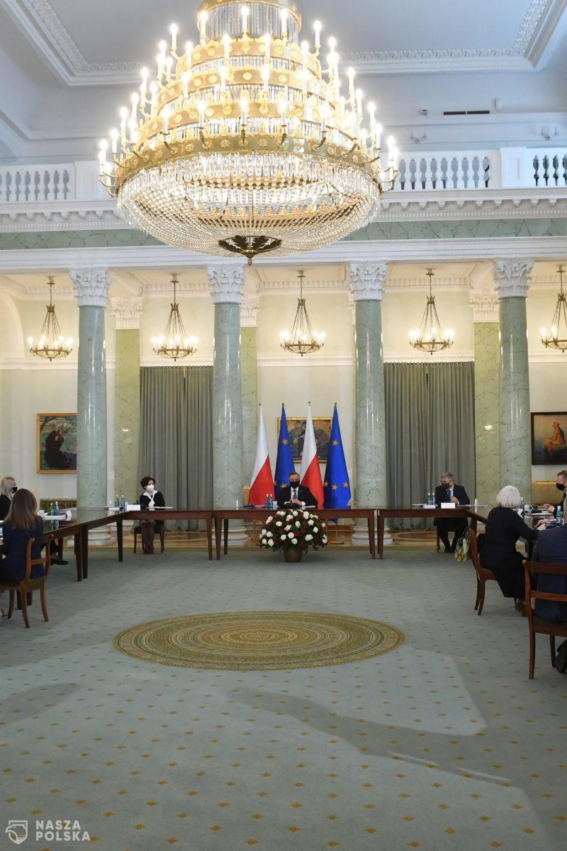 Prezydent powołał Radę ds. Społecznych