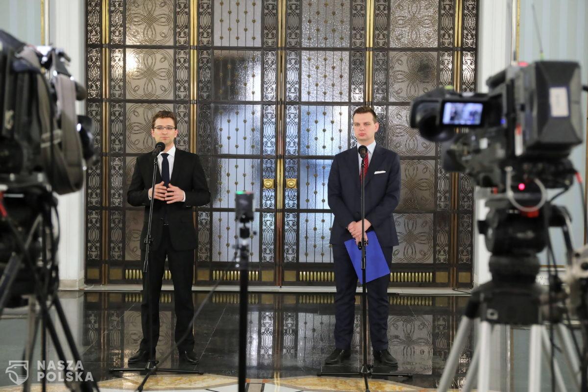 Konfederacja składa zawiadomienie do prokuratury na premiera Mateusza Morawieckiego