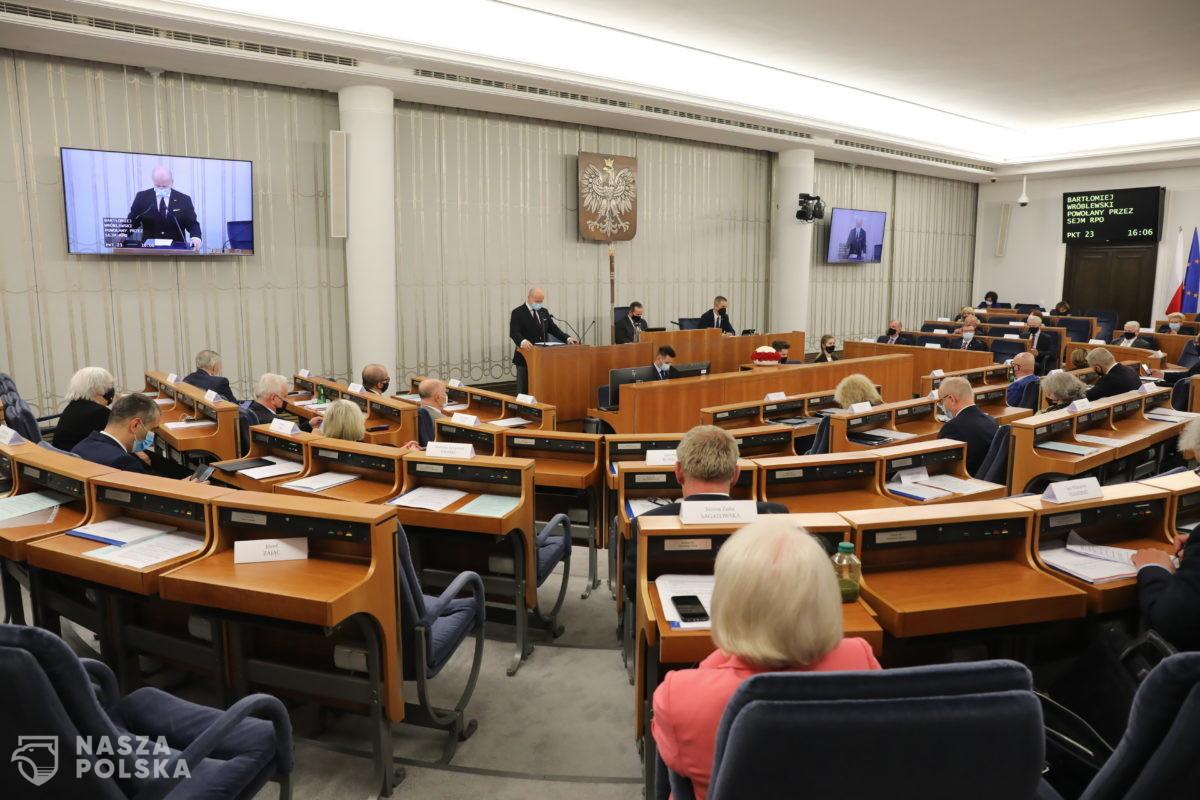 Senat nie wyraził zgody na powołanie Bartłomieja Wróblewskiego na Rzecznika Praw Obywatelskich