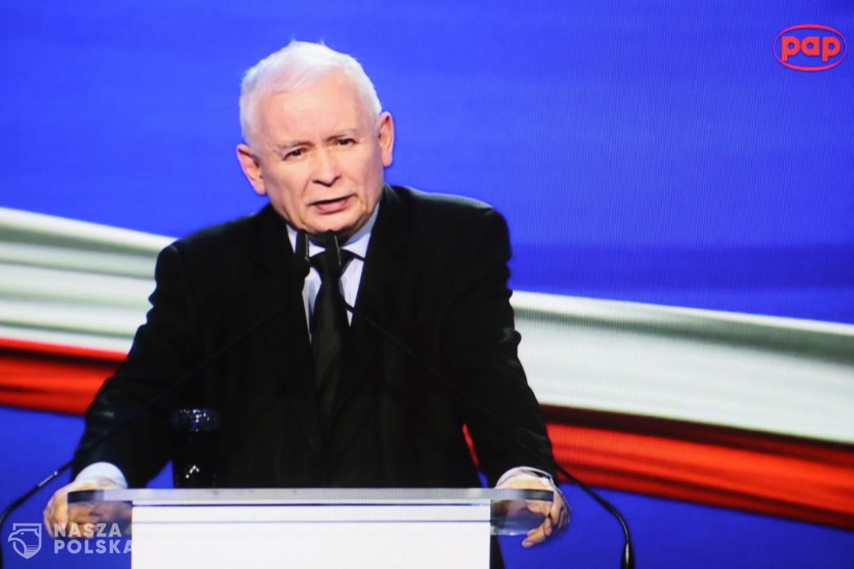 Szef komisji obrony: komisja nie będzie rozliczać Jarosława Kaczyńskiego, a urząd