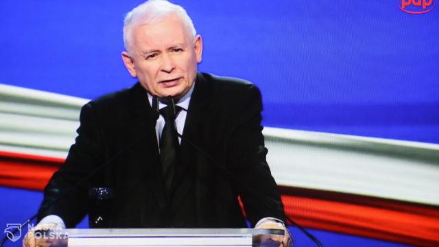J. Kaczyński m.in o restrykcjach dla niezaszczepionych i kondycji Zjednoczonej Prawicy