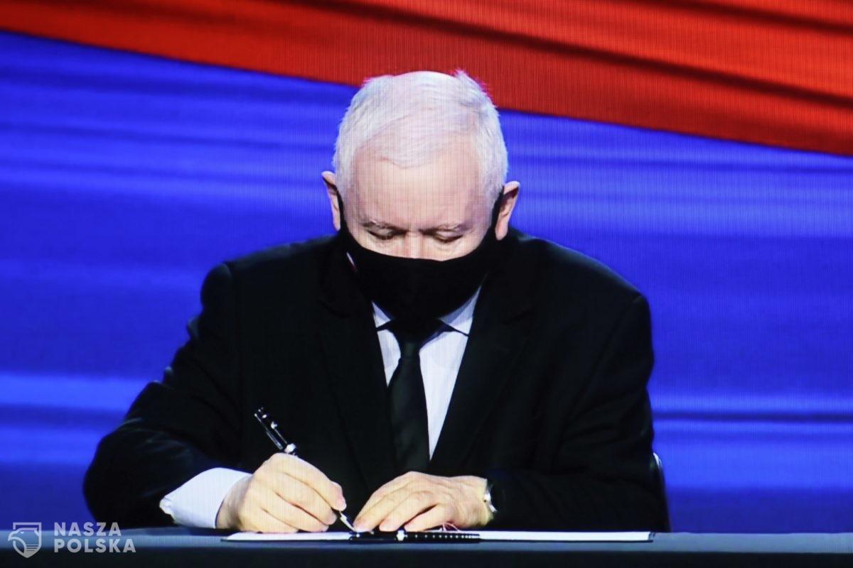 Kaczyński: Warto być Polakiem, warto spełniać polskie aspiracje i marzenia