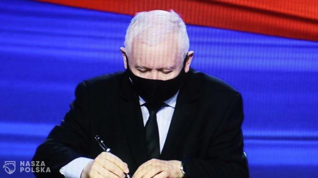 Kaczyński w liście do uczestników kongresu Porozumienia wzywał do jedności