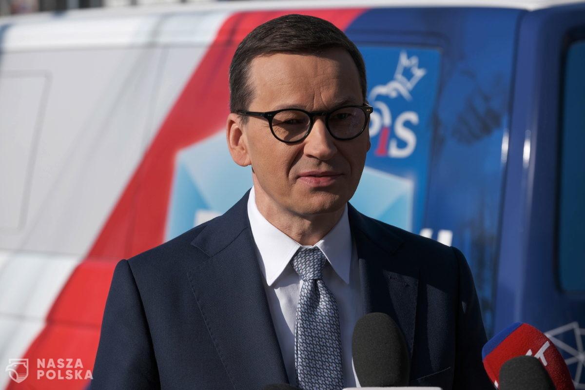 Premier: państwo polskie stoi na straży wolności i bezpieczeństwa wszystkich obywateli
