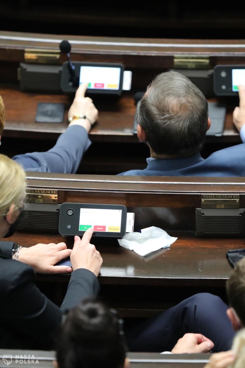 Sellin: w głosowaniu nad RPO w klubie PiS będzie obowiązywała dyscyplina