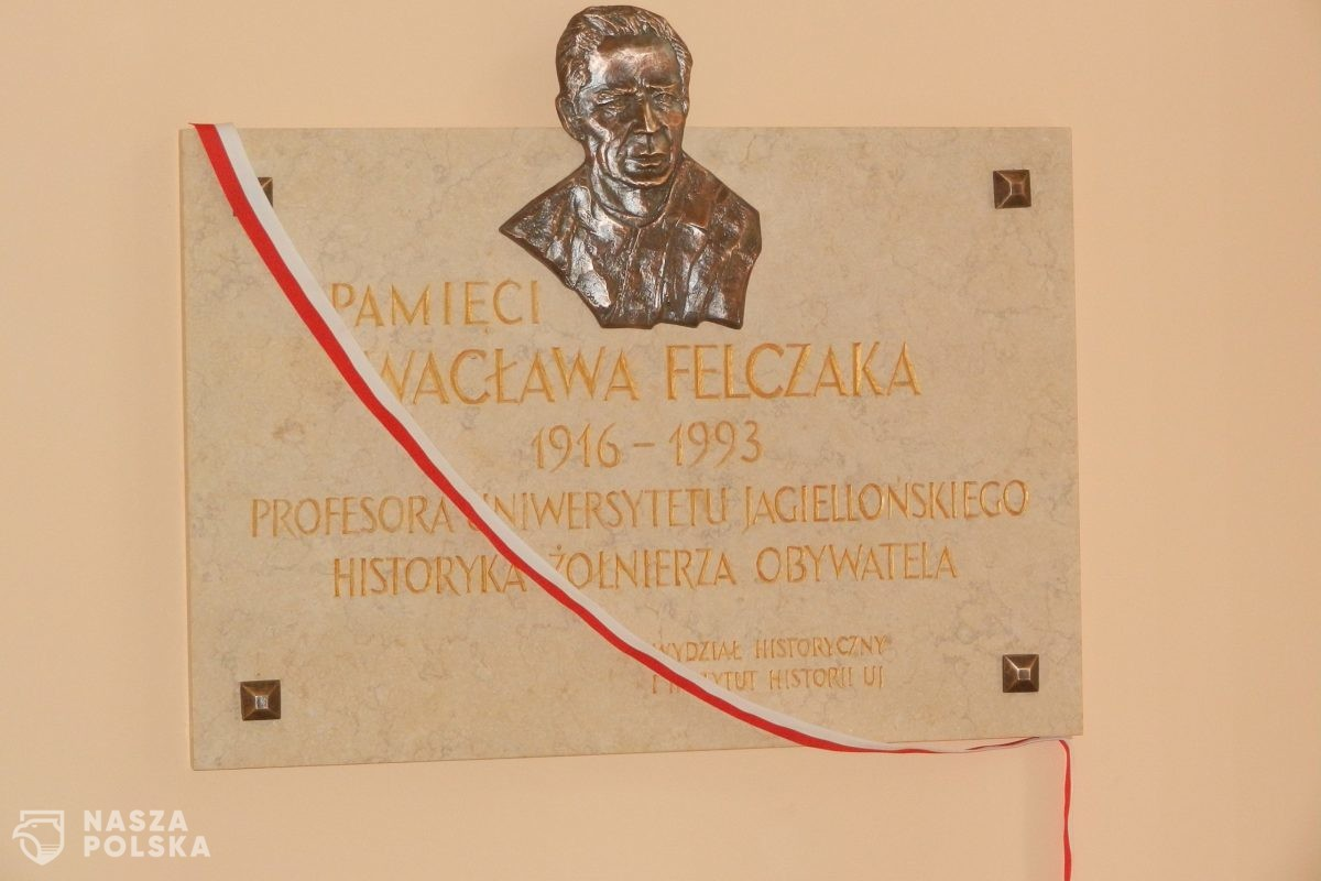 105 lat temu urodził się Wacław Felczak – historyk, który sam tworzył historię