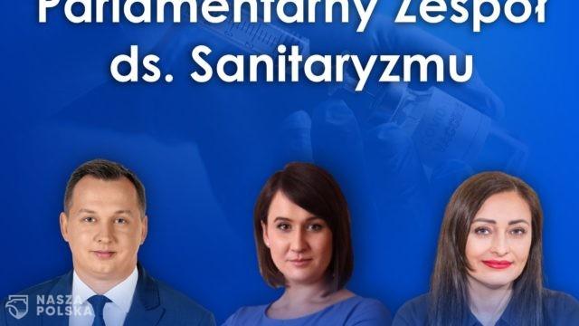 Powstał Parlamentarny Zespół ds. Sanitaryzmu