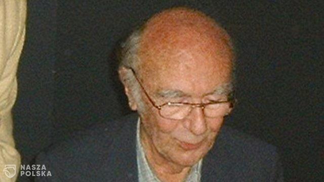 100 lat temu urodził się Karl Dedecius, tłumacz i popularyzator literatury polskiej
