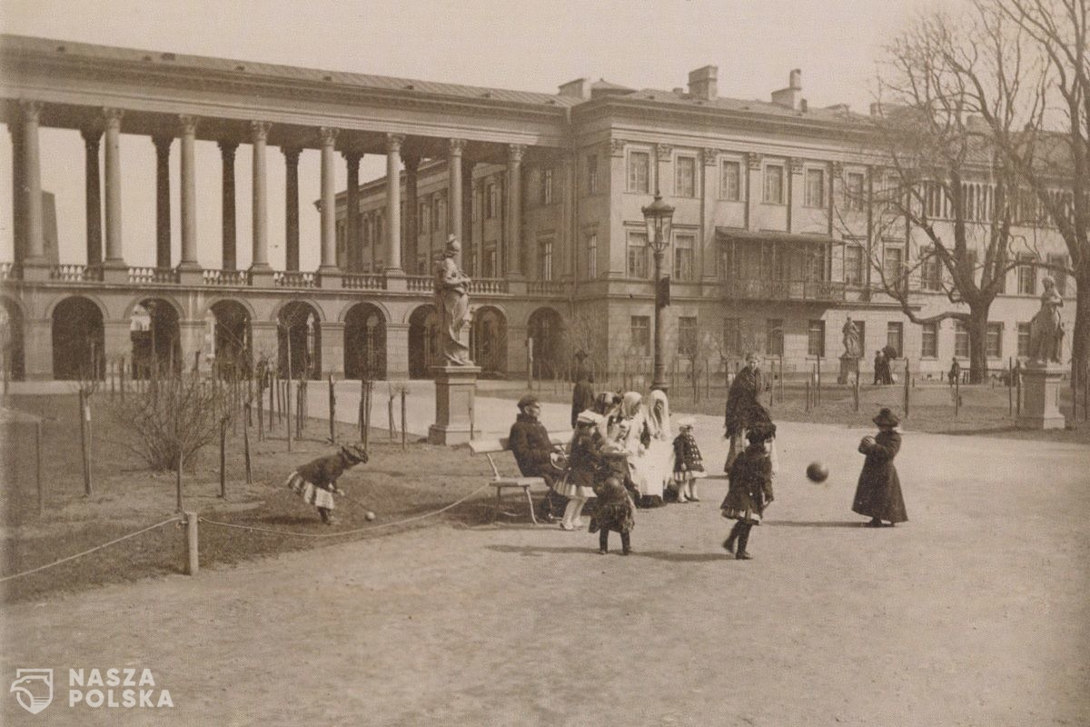 Wicepremier Gliński: odbudowa Pałacu Saskiego staje się faktem