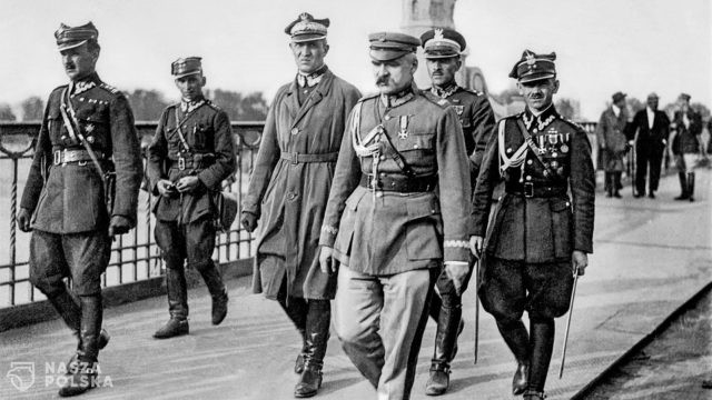95 lat temu Piłsudski wystąpił przeciw rządowi Witosa. Zamach majowy