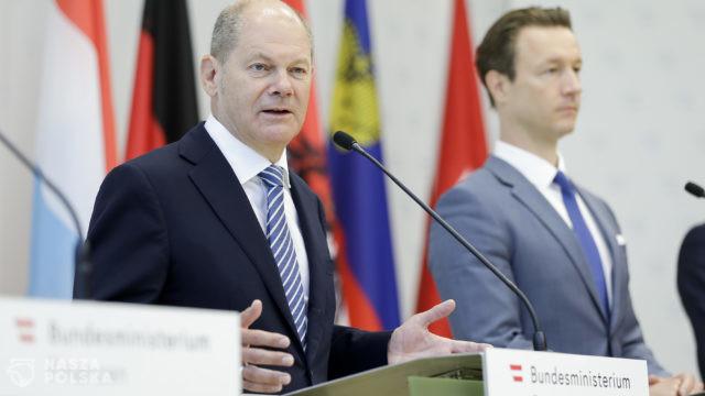 Niemcy/ Olaf Scholz oficjalnie wybrany na kandydata SPD na kanclerza