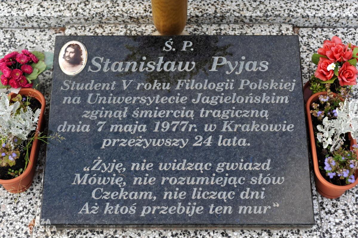 """""""Wokół sprawy Pyjasa"""" – ukazała się książka w 44. rocznicę śmierci studenta"""