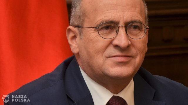 Rau: dla polskiego rządu sprawa reparacji wojennych nie jest zamknięta