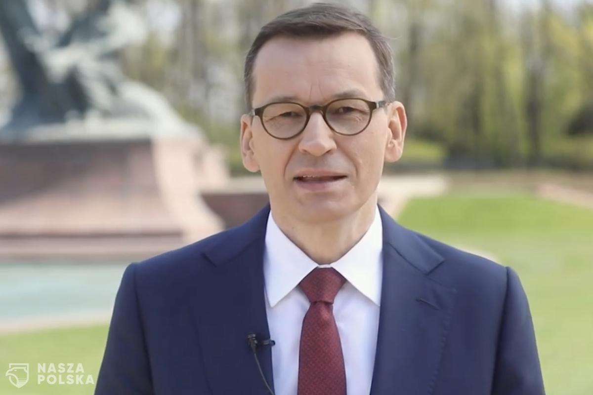 Morawiecki w liście do prezydentów i premierów: Polska pozostaje lojalnym członkiem Unii Europejskiej