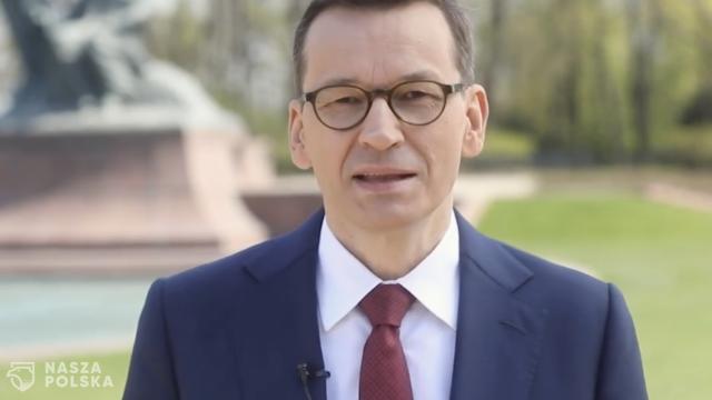 Morawiecki: Idziemy do przodu; cieszy mnie, że zwykli Polacy odzyskują pewność siebie