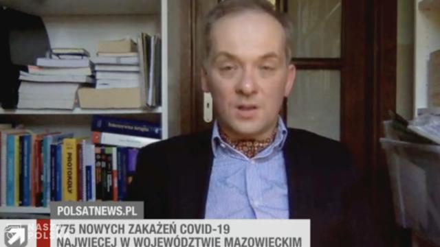 Dr Szułdrzyński: mocniejsze poluzowanie obostrzeń może dotyczyć tylko osób zaszczepionych