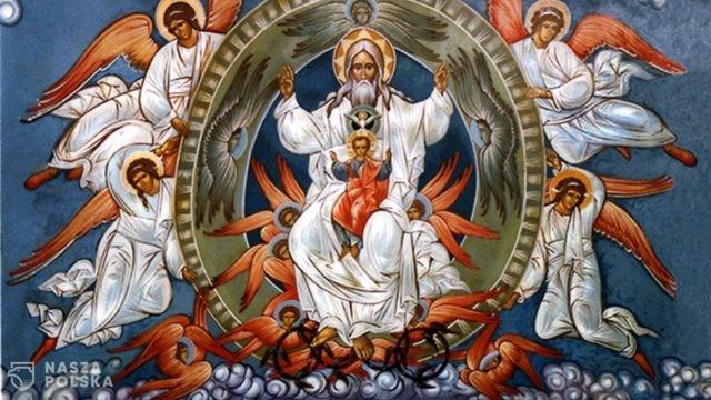 W Kościele w niedzielę uroczystość Trójcy Przenajświętszej