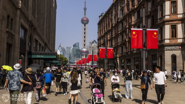 """Chiny/ """"Wybuchowe ożywienie"""" turystyki i konsumpcji po pandemii Covid-19"""